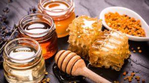 استيراد العسل من تركيا