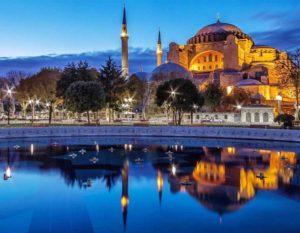برنامج سياحي إلى تركيا 15 يوم