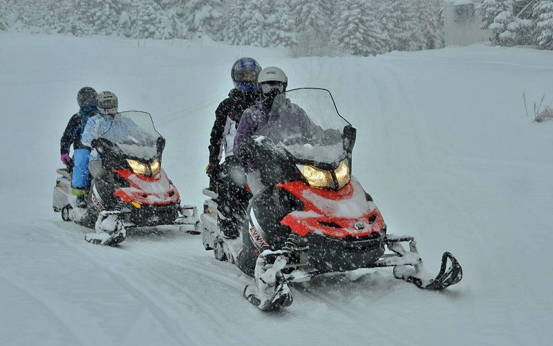 السياحة في بورصة في الشتاء