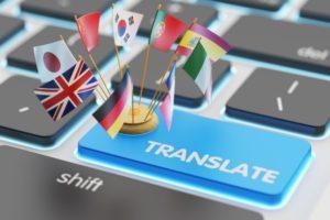انواع تخصص الترجمة