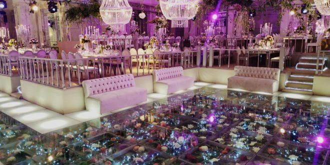 تنظيم حفلات الزفاف في اسطنبول