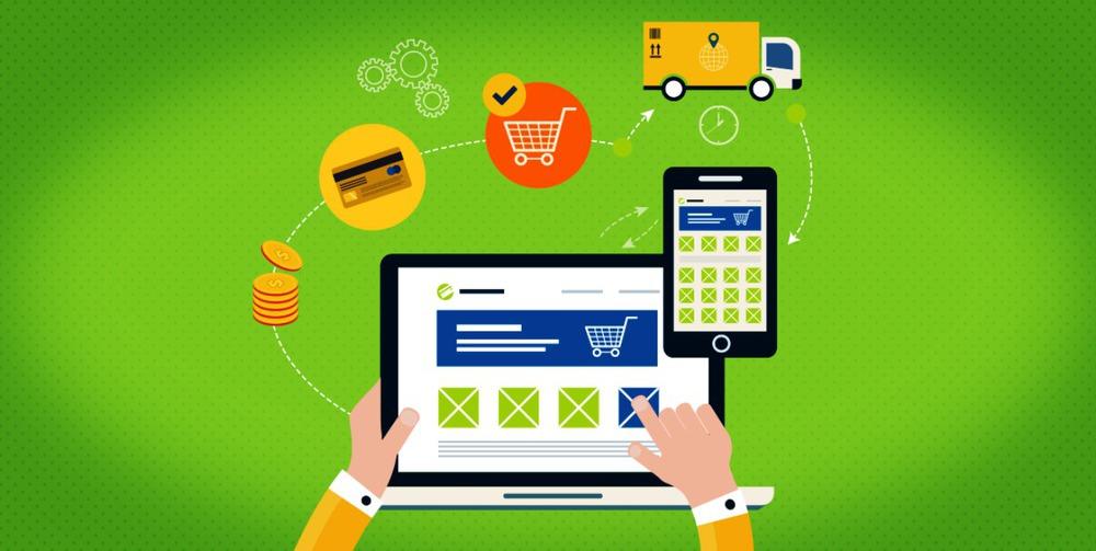كيفية بيع المنتجات على الانترنت