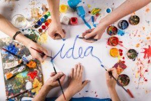 مصمم هوية تجارية ناجح