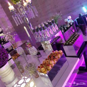 منسقة حفلات في الرياض