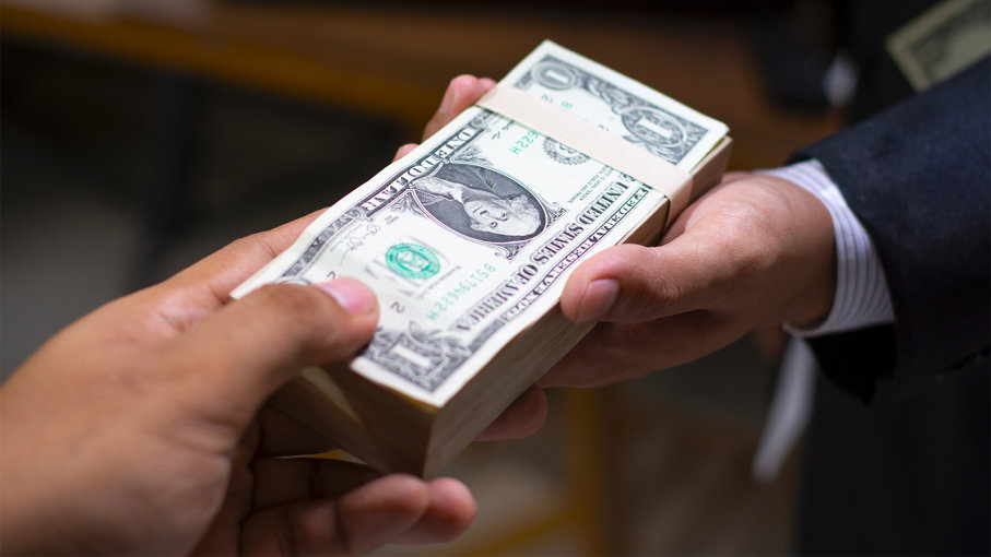 تسديد ديون بالاقساط.