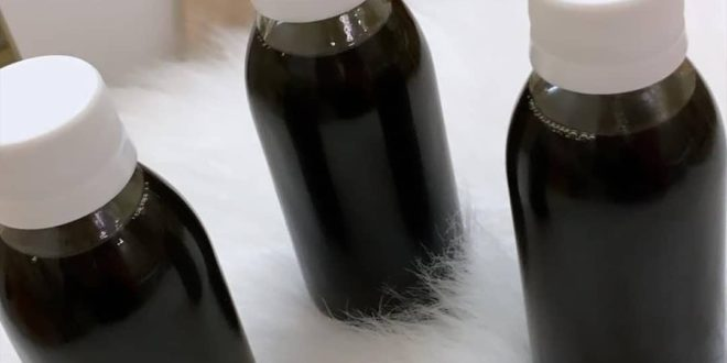 طريقة استخدام زيت الحشيش لتكثيف الشعر
