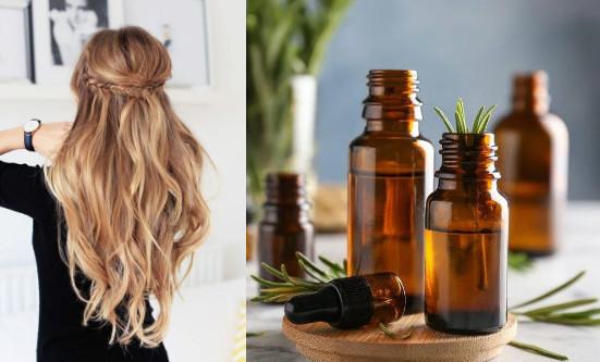 فوائد زيت جوز الهند العضوي لتكثيف الشعر