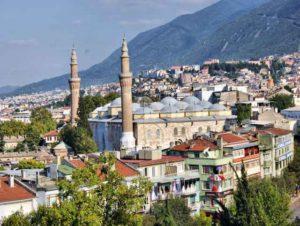 افضل المدن السياحية في تركيا