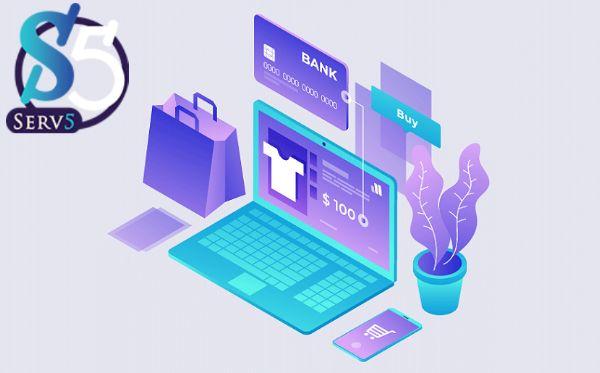 منصات متاجر الكترونية