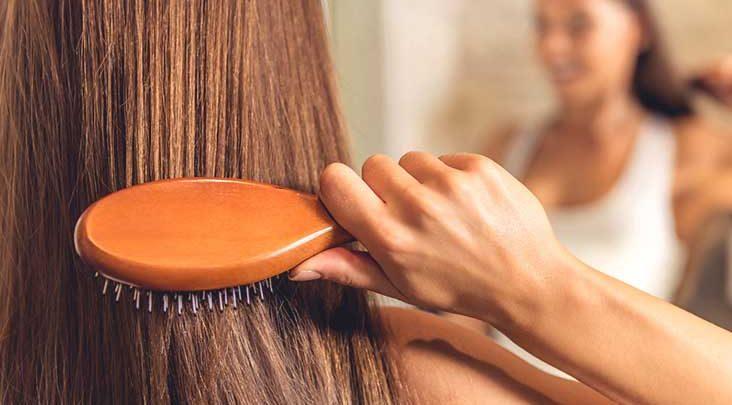 هل زيت الارغان يكثف الشعر؟